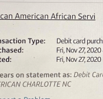 Woman demands apology from American after she was charged 'African American' fee