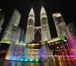 Vienna, Austria to Kuala Lumpur, Malaysia for only €363 roundtrip