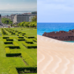 2 IN 1 TRIP: London, UK to Portugal & Cape Verde for only £196 roundtrip