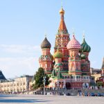 Hong Kong to Moscow, Russia for only $460 USD roundtrip