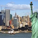 Johannesburg, South Africa to New York, USA for only $573 USD roundtrip