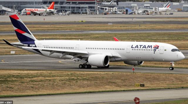 latam airlines 3