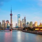 Vilnius, Lithuania to Shanghai, China for only €348 roundtrip
