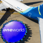 Alaska Airlines officially joins Oneworld alliance