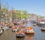 Boston to Amsterdam, Netherlands for only $313 roundtrip