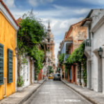 Fort Lauderdale to Cartagena, Colombia for only $253 roundtrip