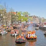 US cities to Amsterdam, Netherlands from only $328 roundtrip